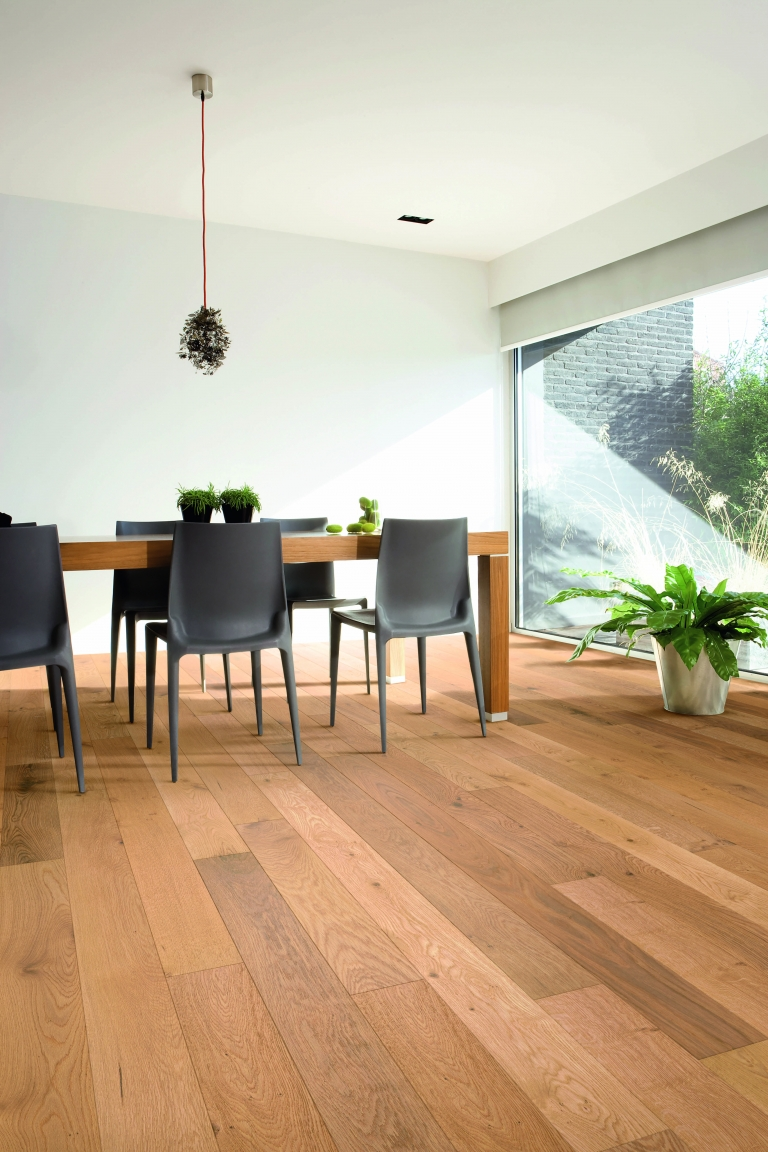 Engineered Wood Flooring Care Guide